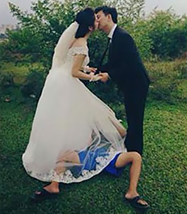 15+ Pics That Show Photography Is The Biggest Lie Ever - Wedding Photography