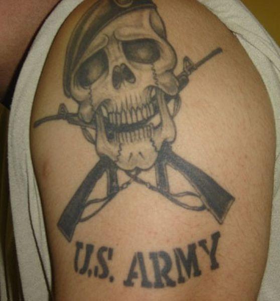Tattoo Ideas Us: US Military Tattoos