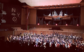 National Youth Orchestra of Great Britain at the Royal Festival Hall
