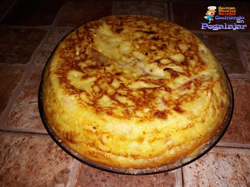 Tortillon relleno