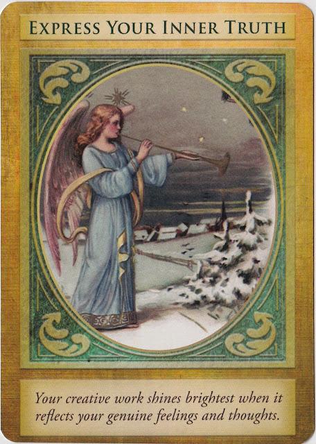 Archangel Gabriel Oracle Cards Review