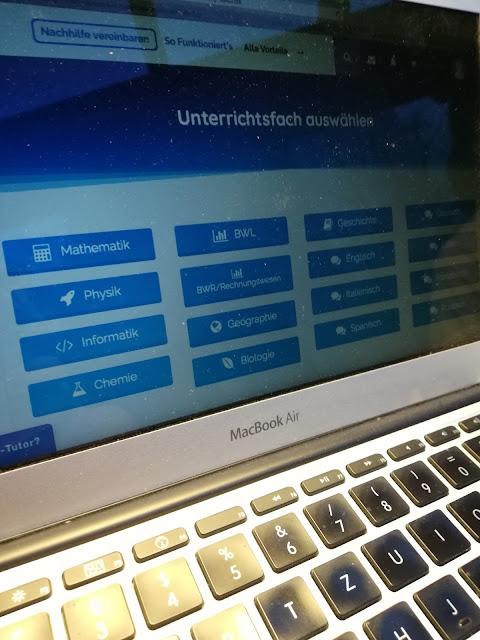 EasyTutor bietet Online-Nachhilfe in vielen Fächern an