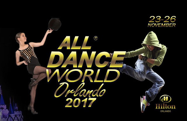 SETE BARRAS NO ALL DANCE 2017