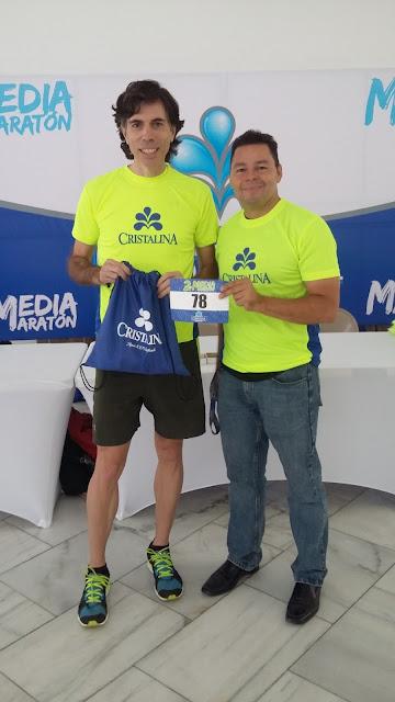 Panama Runners Elmer Ortiz