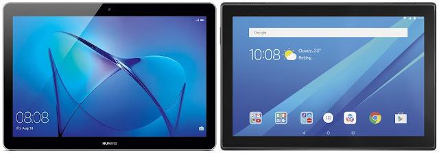Comparativa tablets Android 10 pulgadas 120 euros