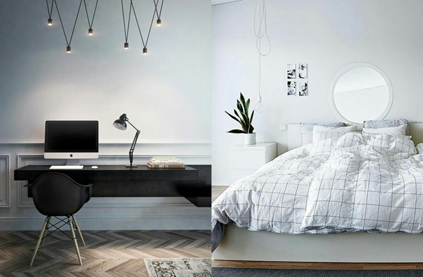 Decoração minimalista