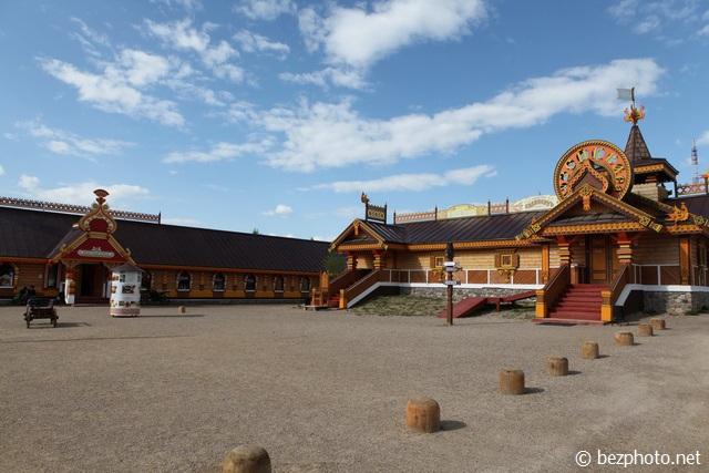 переславль русский парк фото