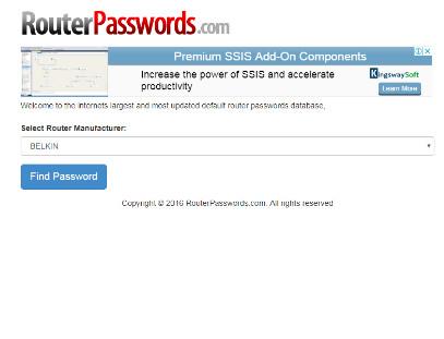 كيفية الدخول على الراوتر Te Data والحصول على اسم المستخدم