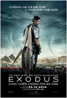 Cuộc Chiến Pha Ra Ông - Exodus Gods and Kings (2014) | Bản đẹp + Thuyết minh