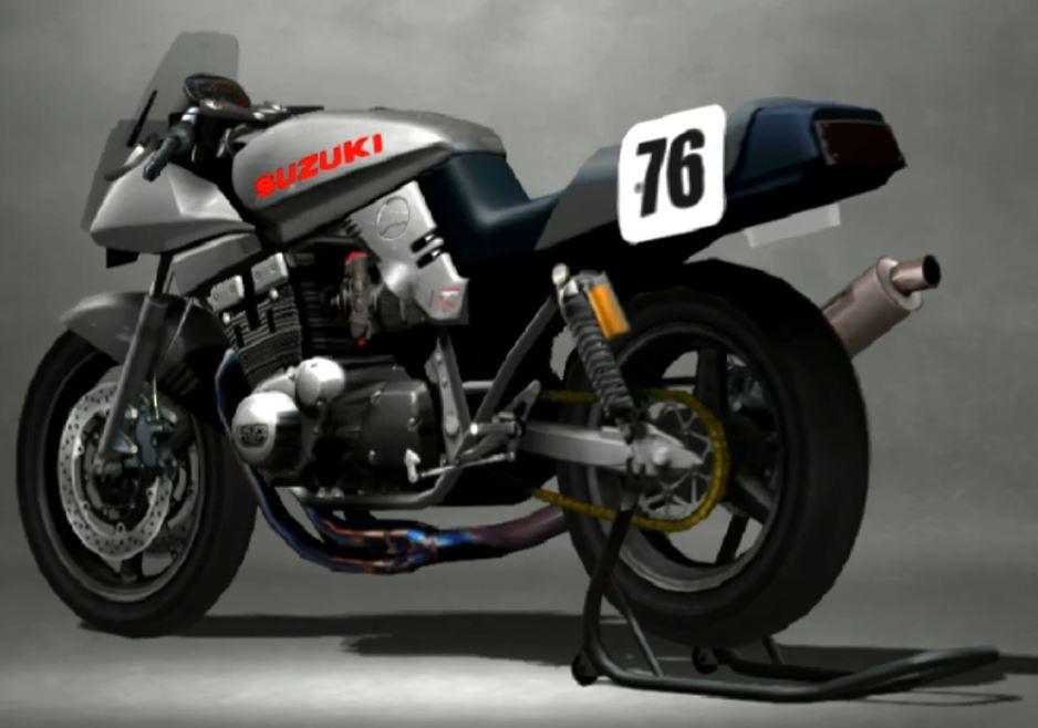 Suzuki GSX1100S Katana Final Edition '00 Racing Modify