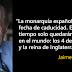 """""""La monarquía española tiene fecha de caducidad"""" según Jaime Peñafiel"""