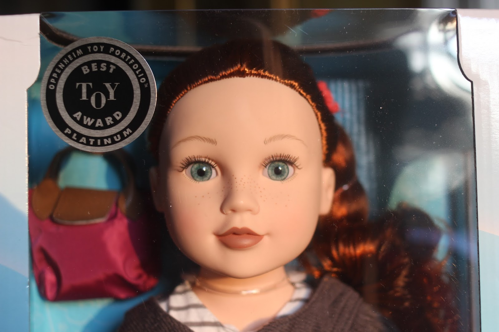 74e313b5708 In today's review, I wanted to share a new doll that I recently bought from  the Journey Girl's line at Toys'R'Us.