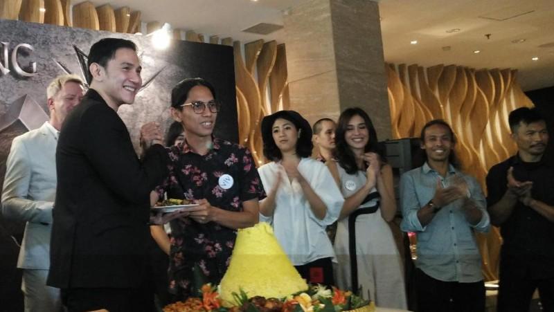 Konferensi pers film Wiro Sableng 212