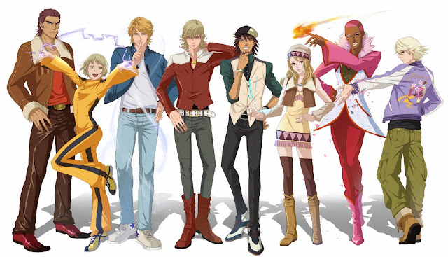 tiger%2Bn%2Bbunny Top 15 Anime Super Hero