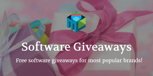 Software Giveaways and Freebies - Megaleechers