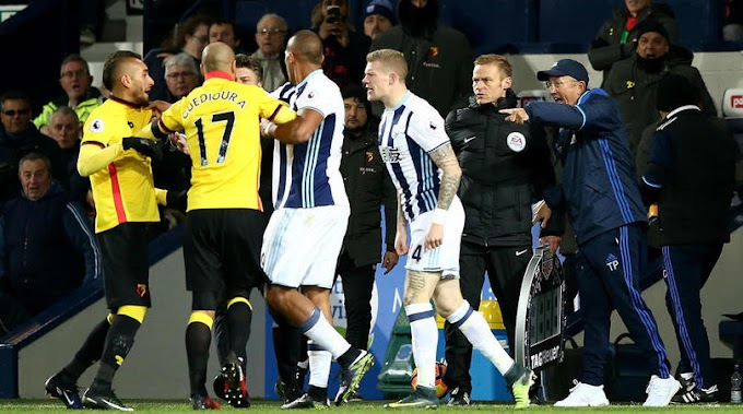 Watford and West Brom fined by FA