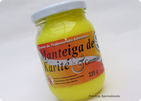 Creme de Tratamento Intensivo Soft Hair Manteiga de Karité e Ceramidas