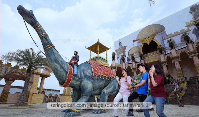 Jatim Park 3 Dino Park Batu Harga Tiket Masuk