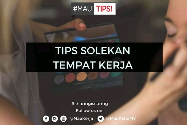 Tips Makeup Cantik Sesuai untuk ke Tempat Kerja