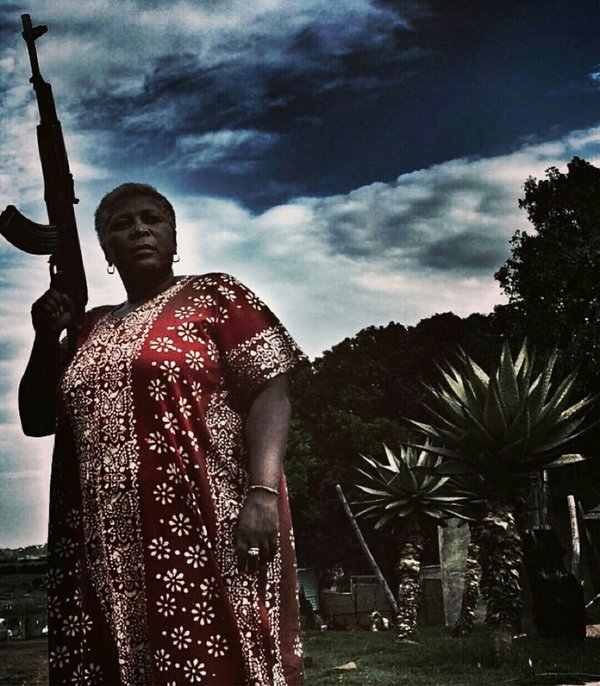#ISIBAYA: MKABAYI Couldn't Be More Gangster, The Woman