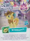 My Little Pony Wave 21 Braeburn Blind Bag Card