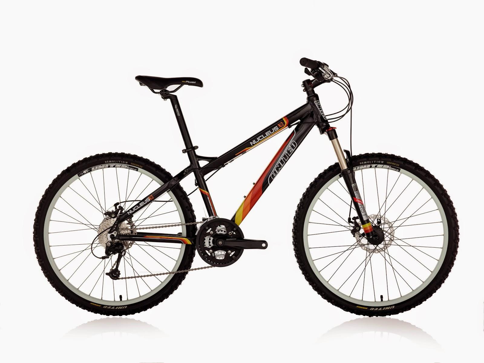 Sepeda Gunung MTB Harga 5 Jutaan Lengkap