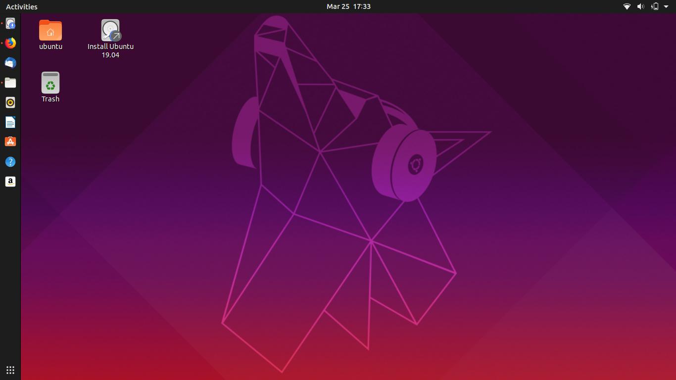 Step by Step] Ubuntu 19 04 'Disco Dingo' Installation Manual