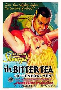 The Bitter Tea of General Yen Poster