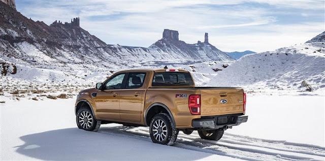 Ford Ranger 2019 có gì mới và khi nào có hàng ảnh 1