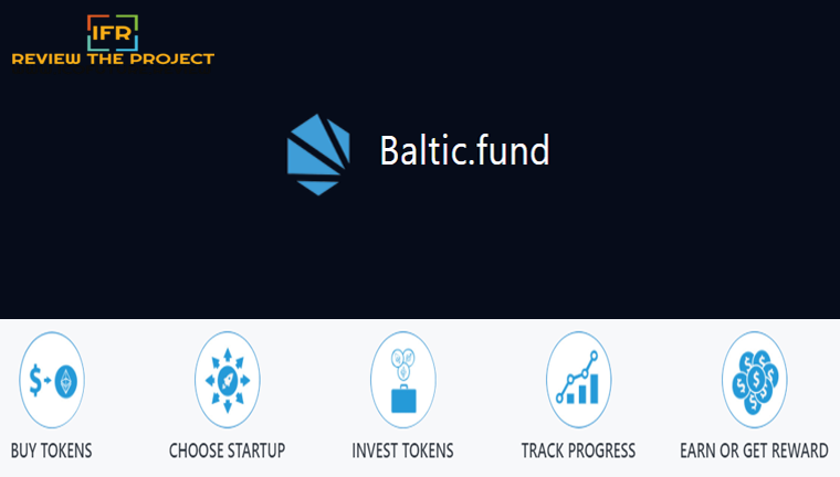 Baltic Fund - Blockchain And Venture Capitalist Platform For Startup and Investor