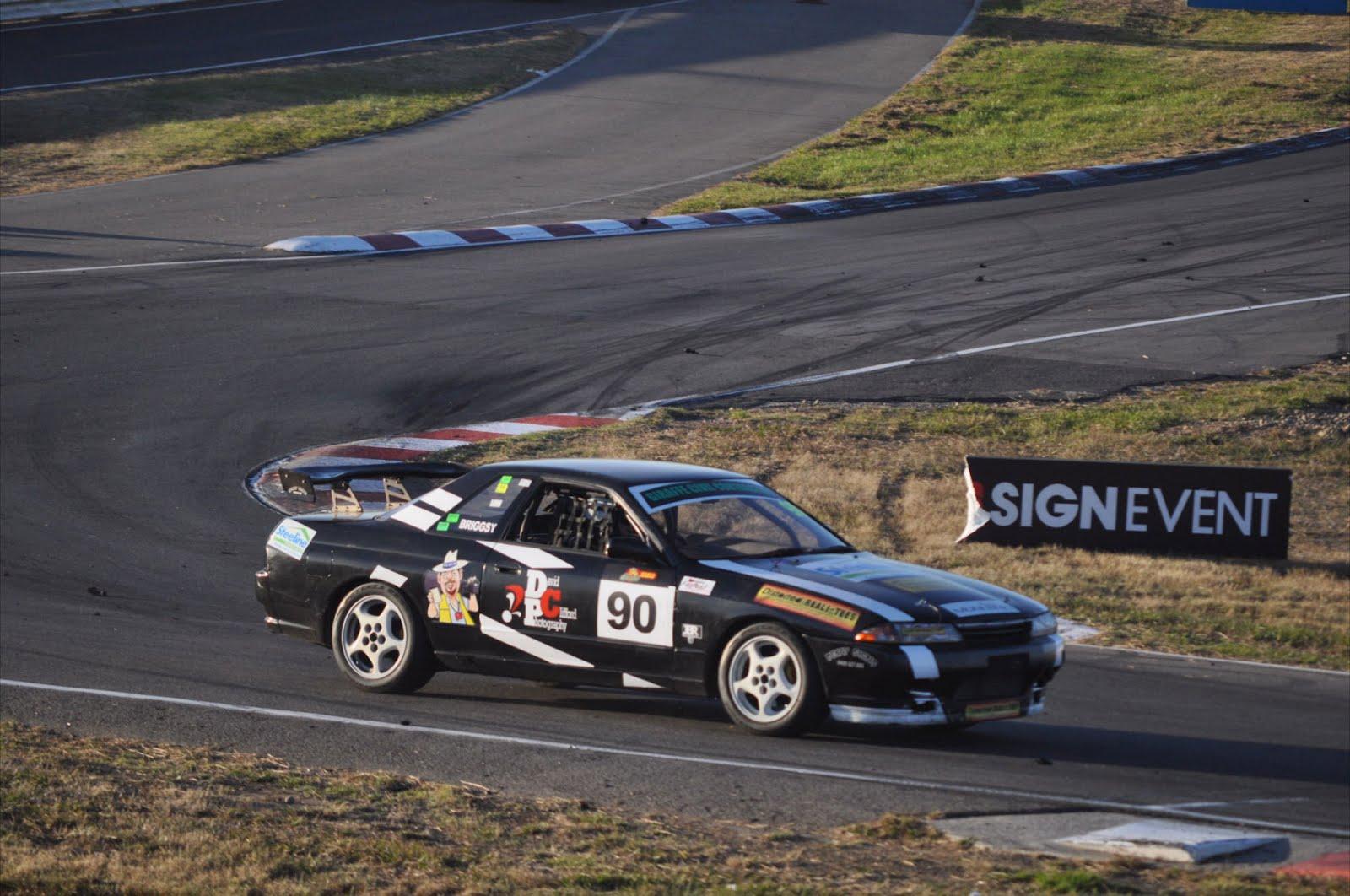 JOHN BRIGGS RACING