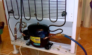 Reparatii condesatoare frigidere,combine si lazi frigorifice Bucuresti