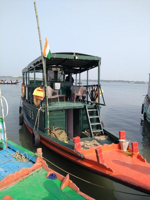 motor boat, sunderbans