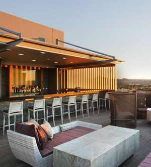 Hilton Windhoek Hotel Skybar Restaurant