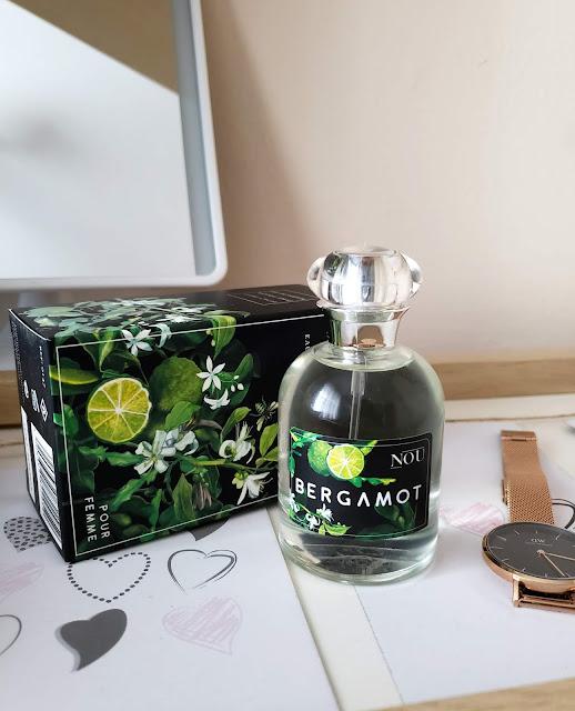 Perfumy NOU-Bergamot