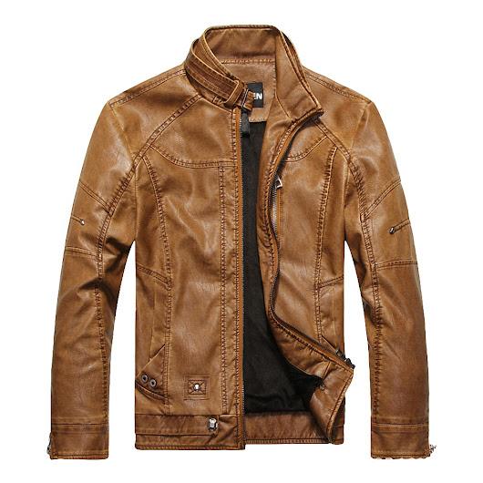 Кожаные куртки мужчины купить