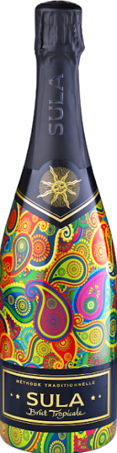 Sparkle with Sula's Brut Tropicale Magnum – The   perfect companion this Diwali!