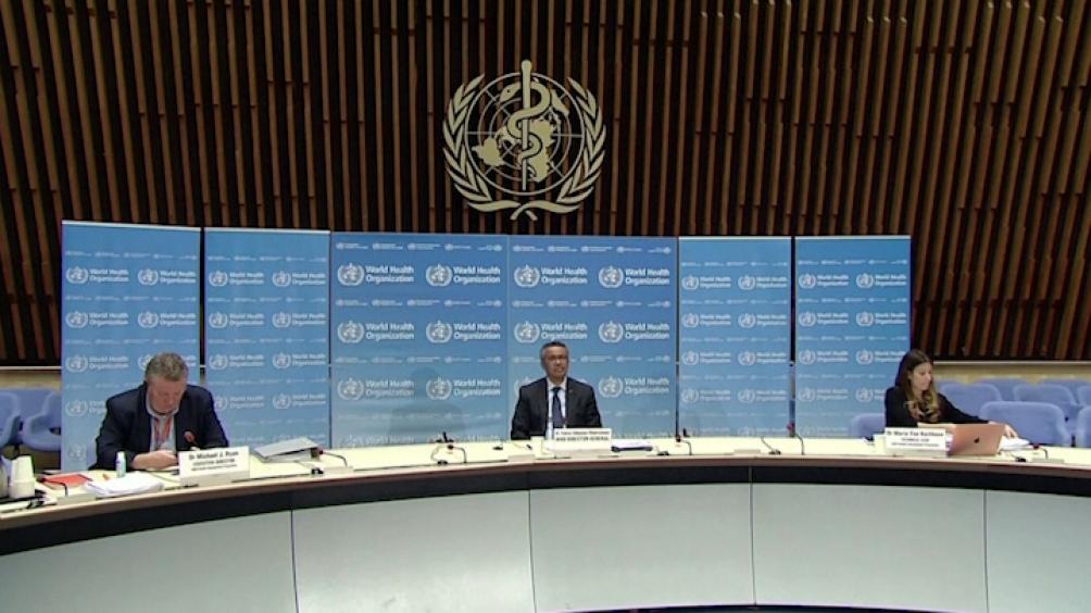 La OMS recomienda un levantamiento lento y constante a los países que analizan una flexibilización