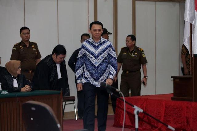 Juru Bicara Ungkap Alasan MA Tidak Kabulkan Permohonan PK dari AHOK, Ternyata Karena Hal Ini....