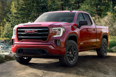 GMC Sierra 1500 Elevation Double Cab (2019) Front Side