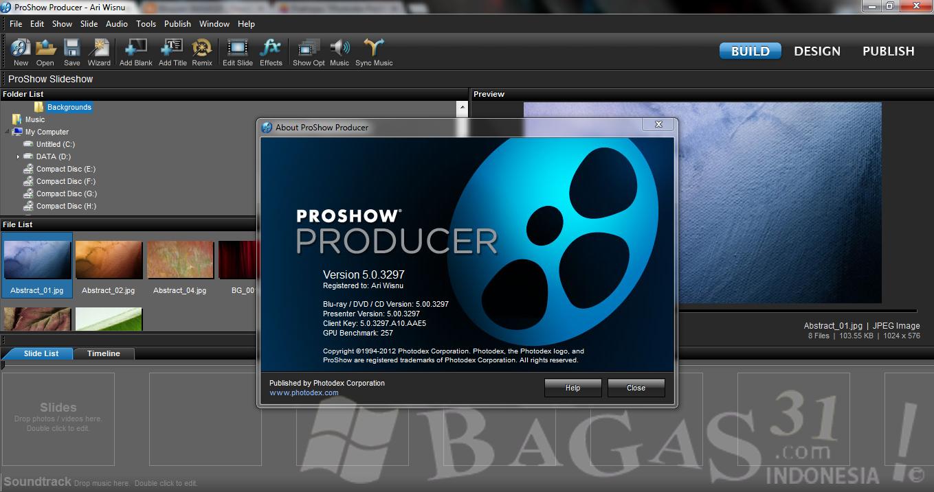 photodex proshow producer 5.0.3310 gratuit
