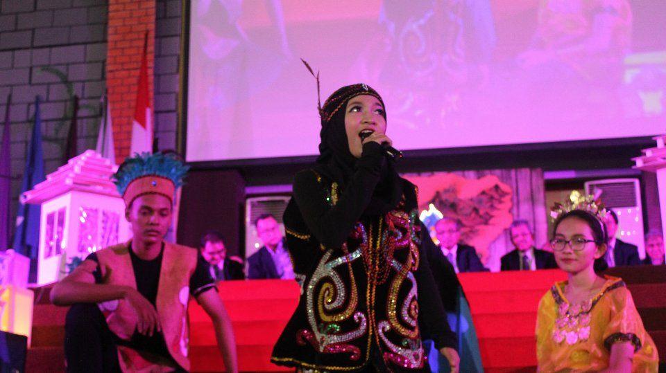 Pertunjukan Budaya MPKMB