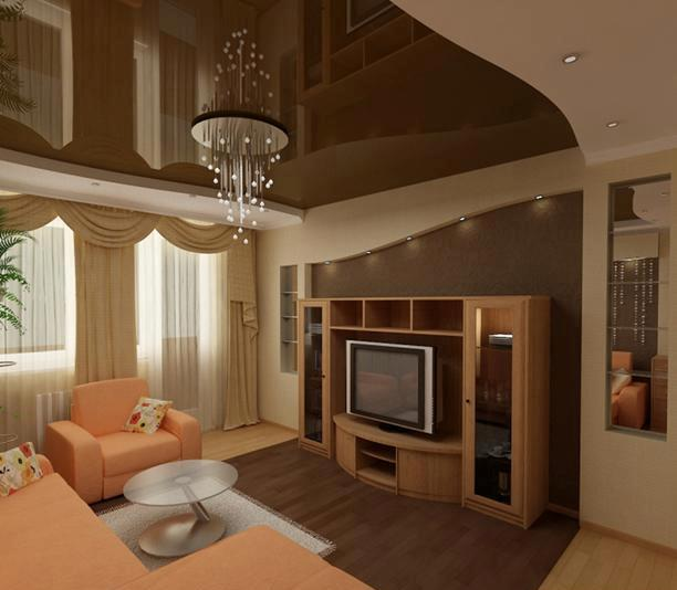Impress Guests With 25 Stylish Modern Living Room Ideas: 25 Modern TV Wall Units Designs, That Will Impress Your