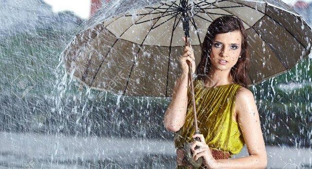 Βροχές και καταιγίδες σήμερα Κυριακή σε πολλές περιοχές της χώρας