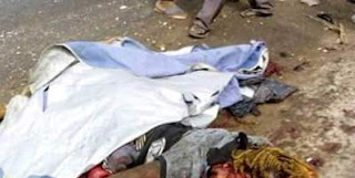 Graphic: Okpa hawker killed in fatal accident along Owerri-Onitsha express road five days to her traditional wedding