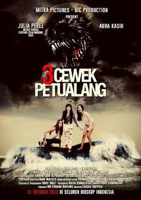 Permalink to 3 Cewek Petualang (2013) DVDRip Full Movie