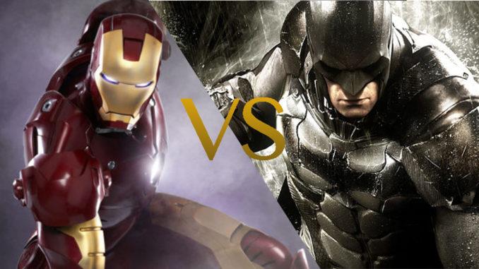 Tokoh-tokoh Superhero Paling Kaya di Dunia Komik