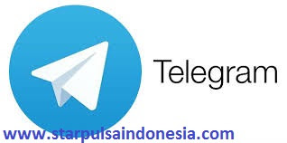 transaksi via telegram star pulsa