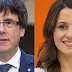 Carles Puigdemont responde a Inés Arrimadas