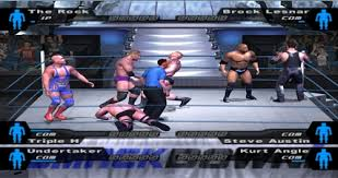 Free Download WWE SmackDown! Here Comes the Pain PS2 For PC Full Version - ZGASPC